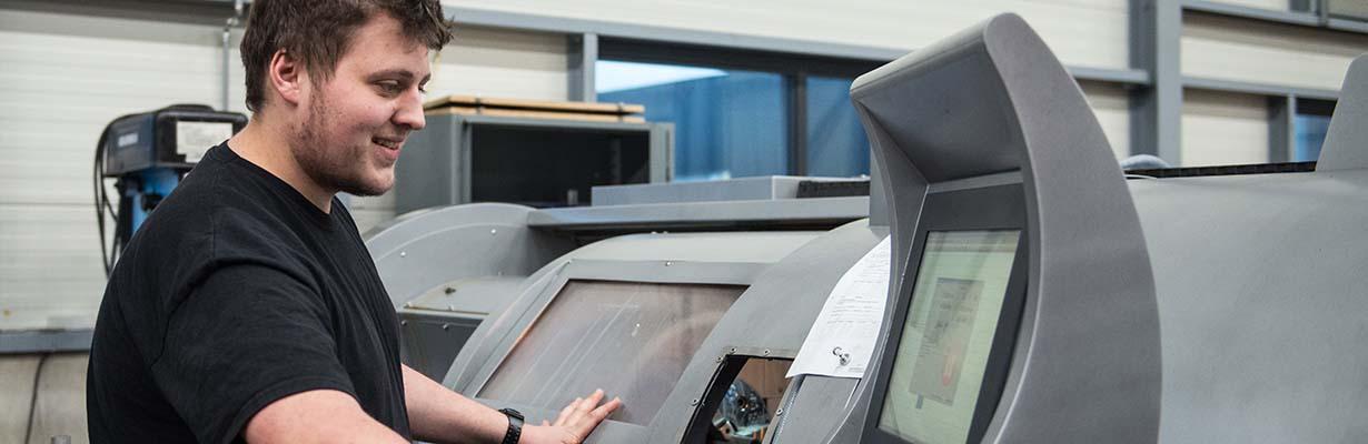 Oferta pracy Operator lasera CNC Ermelo