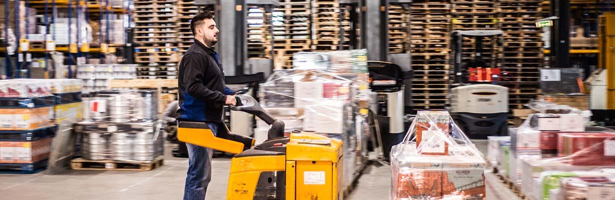 Oferta pracy Pracownik Logistyczny w Heijen - magazyn z obuwiem sportowym Heijen