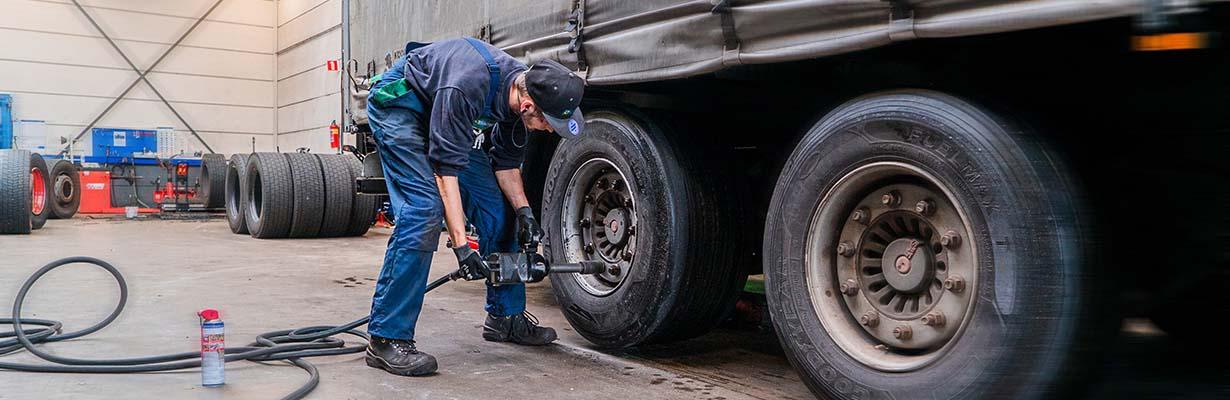 Oferta pracy Mechanik samochodów ciężarowych Nijkerk