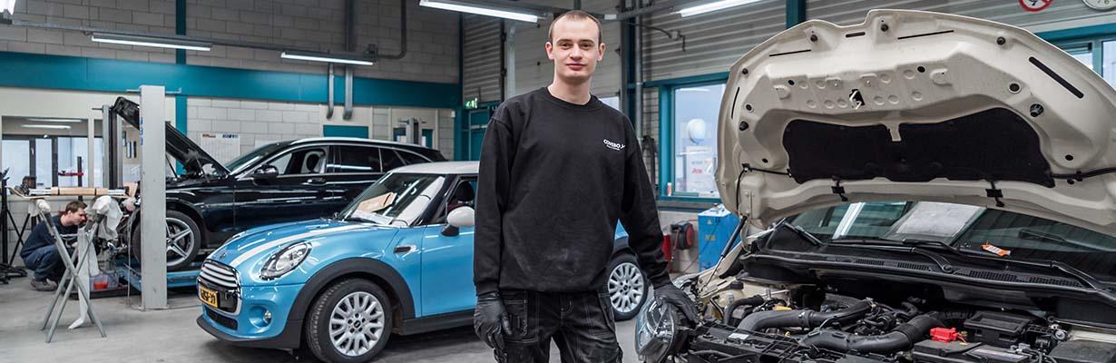 Oferta pracy Mechanik samochodowy- samochody klasyczne Almere