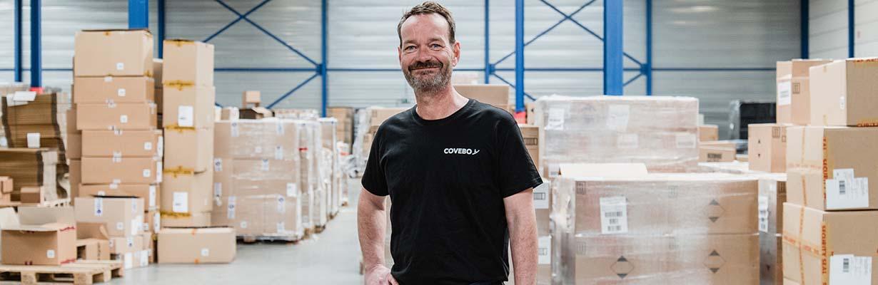 Vacature Logistiek medewerker Moerdijk