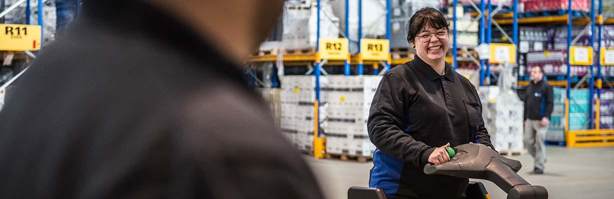 Job Operator logistică Tilburg