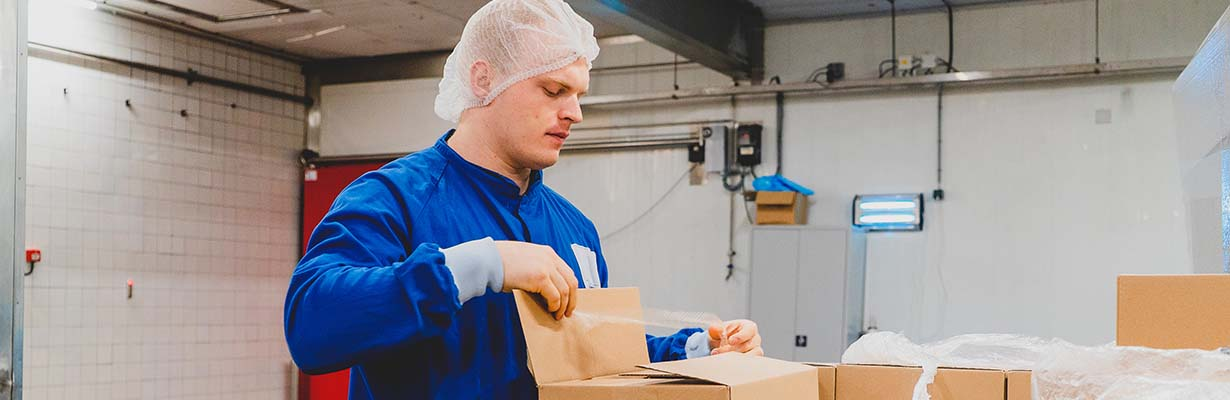 Oferta pracy Pracownik produkcyjny - Bunschoten Bunschoten