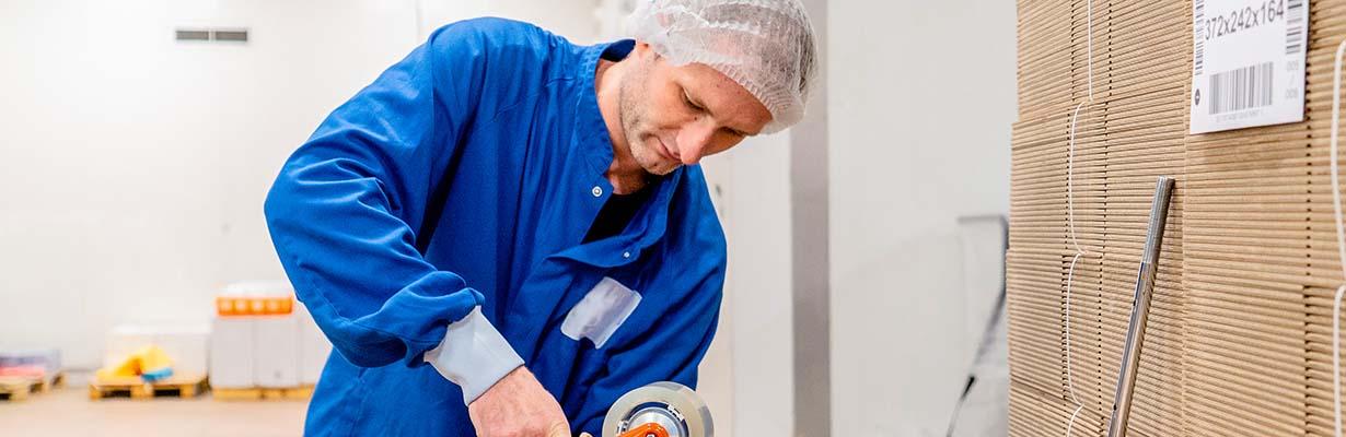 Job Lucrător în zona de ambalare fructe si legume Helmond
