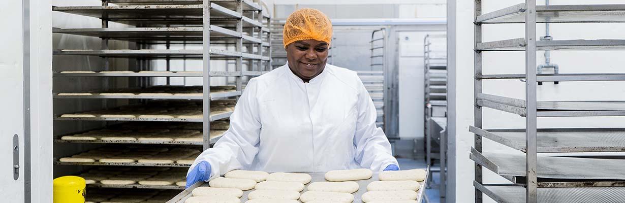 Oferta pracy Pracownik produkcji - piekarnia w Weert Weert