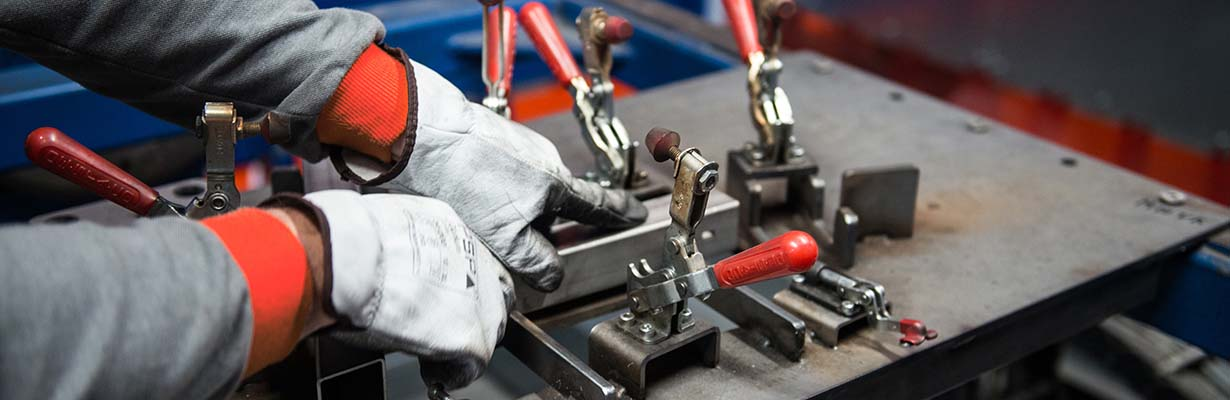 Oferta pracy Operator robota spawalniczego Nijkerk