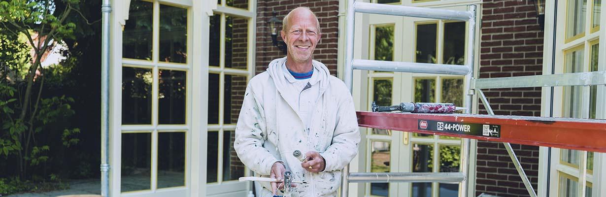 Vacature Onderhoudsschilder woning- en utiliteitsbouw Rotterdam