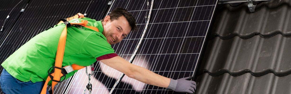 Job Montator panouri solare Nijkerk